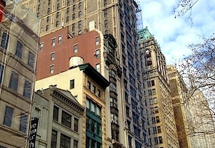 Ring building at 212 fifth avenue to become residential space