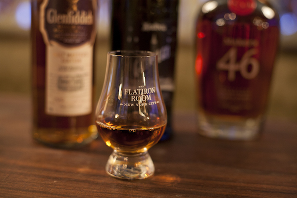 Snag a Spot at The Flatiron Room's Upcoming Whiskey Classes