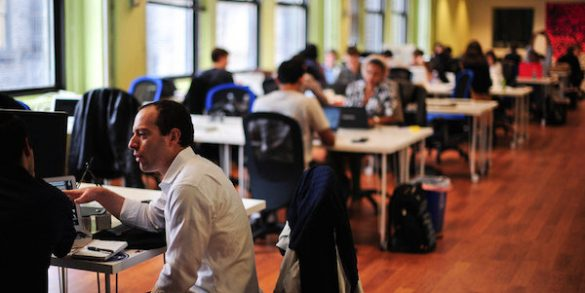 Coworking Space AlleyNYC Chooses NoMad for Flagship Location