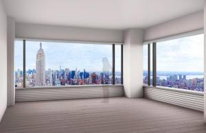 Interior of 281 Fifth Avenue, designed by Rafael Vinoly
