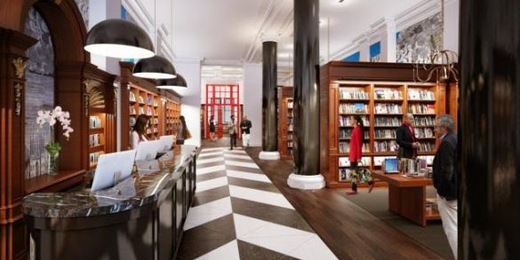 rizzoli interior in 1133 broadway