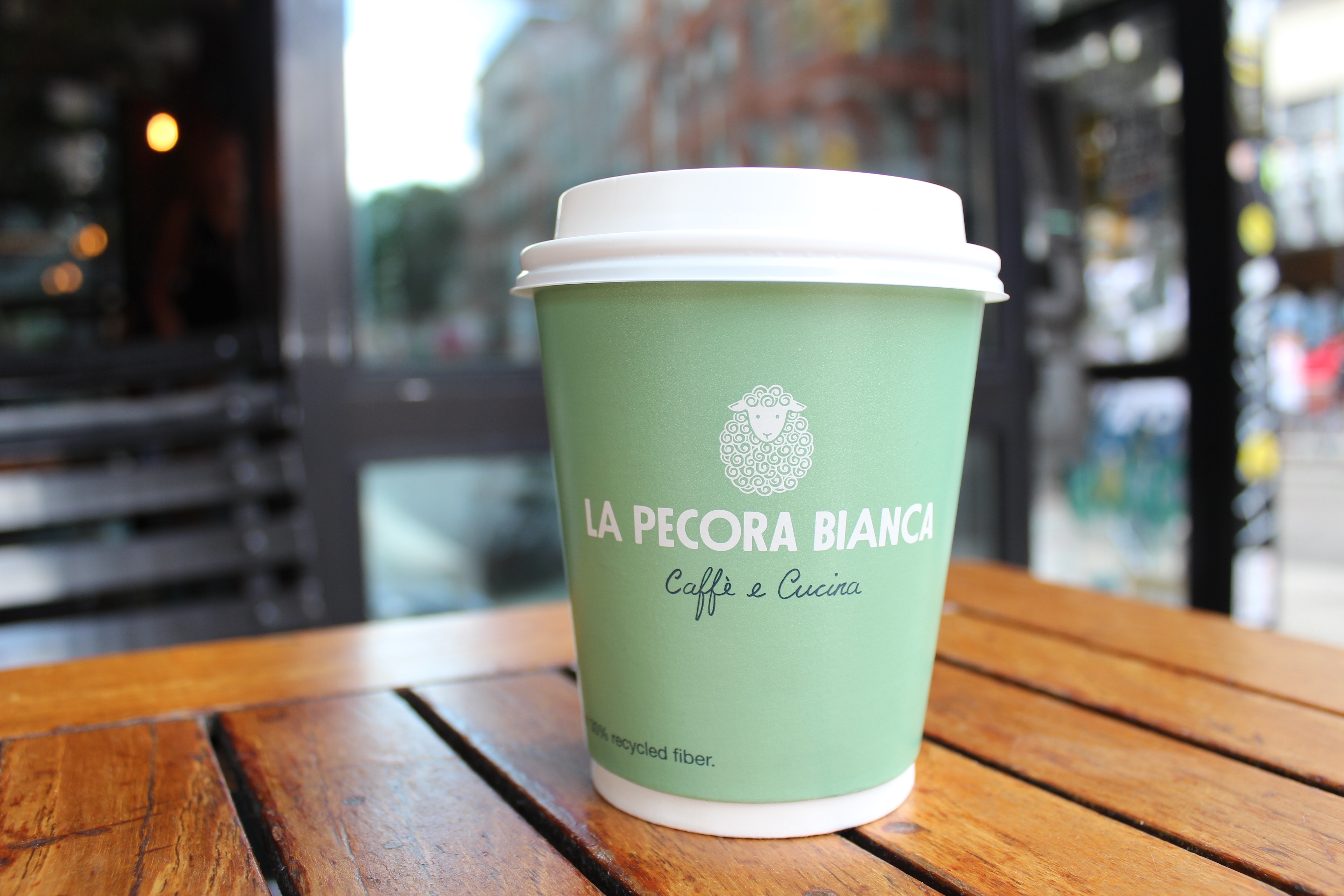 La Pecora Bianca Brings Superb Coffee Service to 1133 Broadway