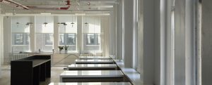 11 west 25th nyc office with natural light and high ceilings