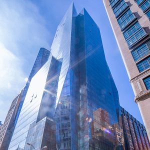 prism building