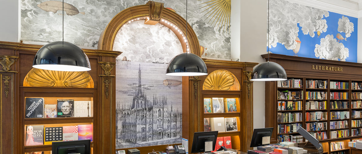 Rizzoli Bookstore Interior Our Shops by Kew Management