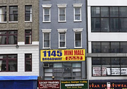 Pan Brothers Purchase 1145 Broadway