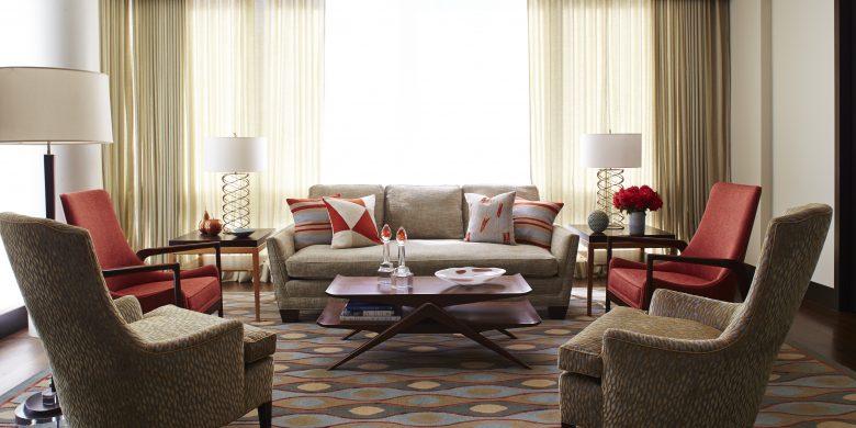 Gottridge Apatment NYC gorlanick living room