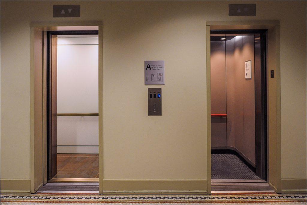 Townsend Building Elevators Barry Goralnick