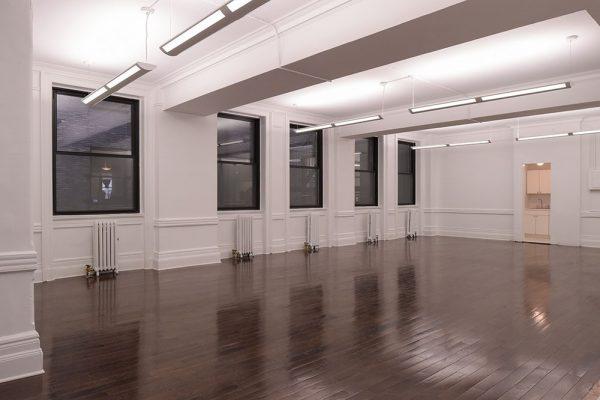 Interior of Suite 617 1123 Broadway NYC NoMad
