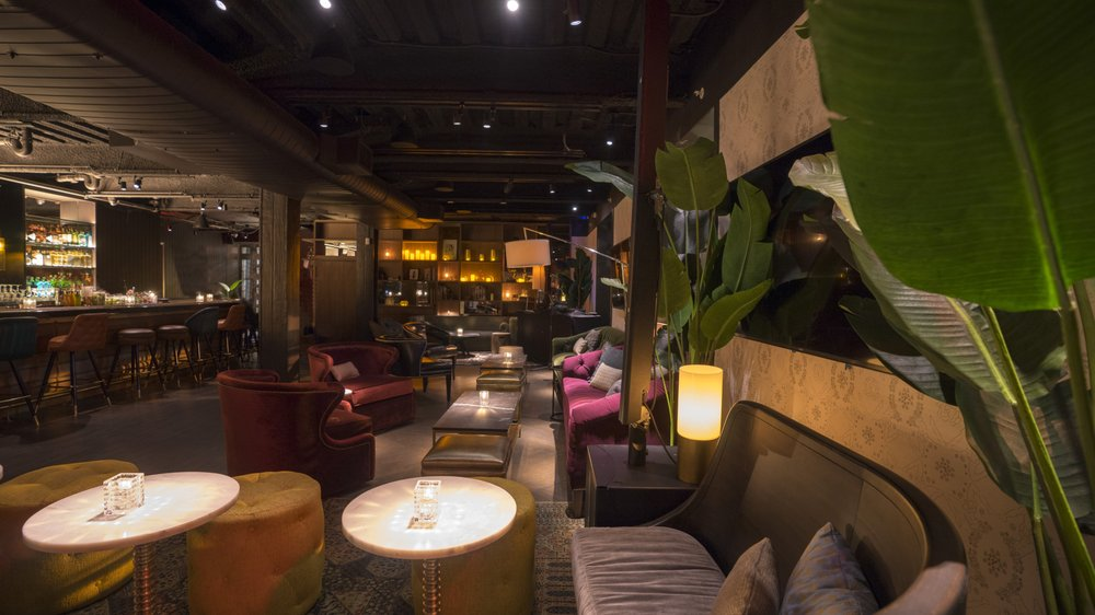 Busy Day at the Office? Unwind at The Seville in the James Hotel–NoMad