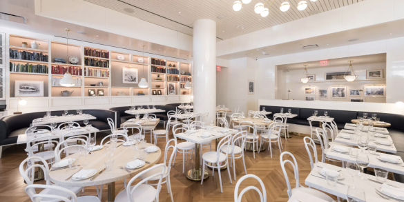 NoMad's La Pecora Bianca to Expand to Bryant Park