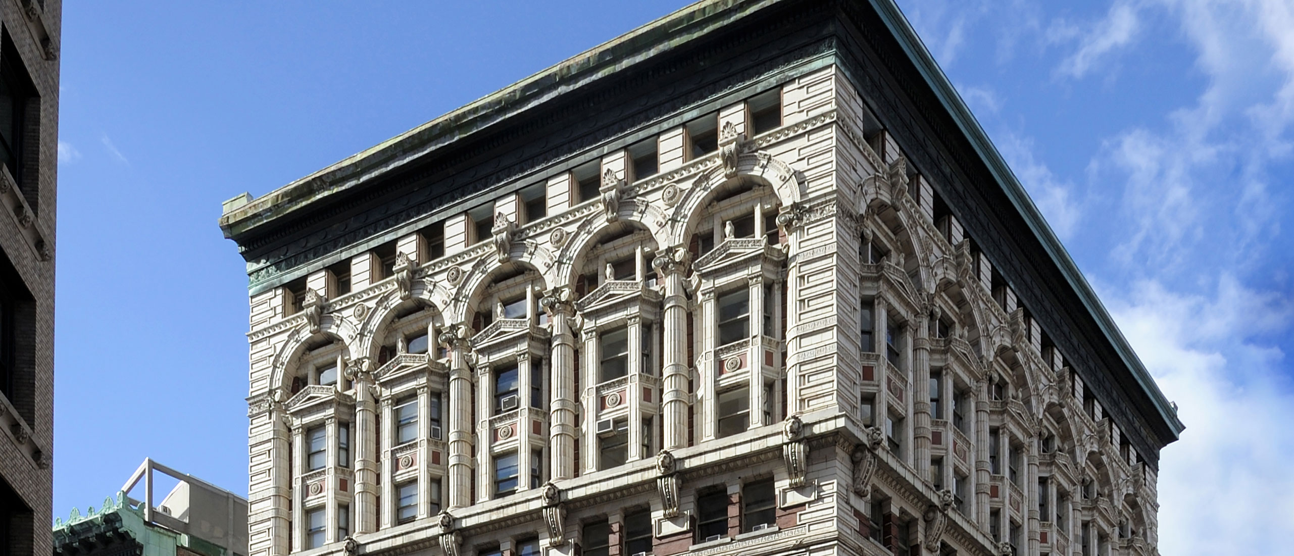 Bruce Price: Inventive Architect of the St. James Building