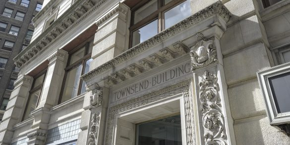 Cyrus L. Eidlitz: Groundbreaking Architect of the Townsend