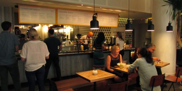 5 Great Inexpensive Lunches in NoMad
