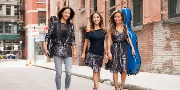 Saturday, December 8th at 5:30 The Ahn Trio Performs for Rizzoli Music Aperitivo