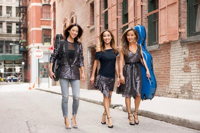 Saturday, December 8th at 5:30 The Ahn Trio Performs for Rizzoli Music Aperitivo