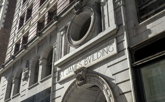 St. James Building Kew Management