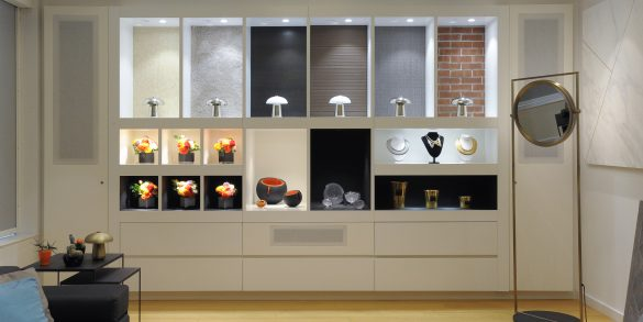 Ernest Offers Furniture, Lighting, Architectural Products and Materials from Belgium and Beyond