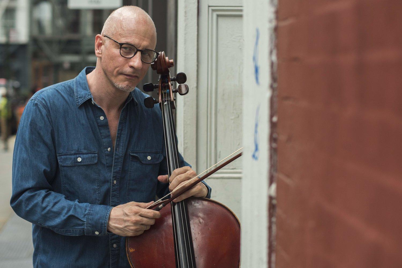 Breaking News: Live at Rizzoli – Cellist Erik Friedlander