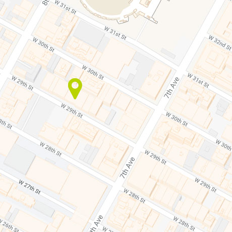 227 West 29th - Map