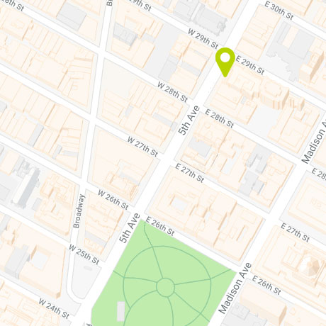 255 Fifth Avenue - Map