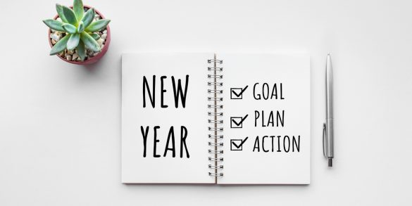 Goals versus Resolutions: How to Set Reachable Goals for 2019