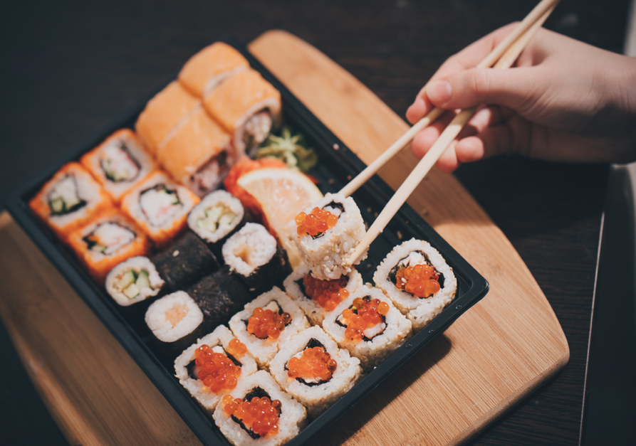 Enjoy Upscale Sushi at this Random Speakeasy in a NoMad Hotel Suite