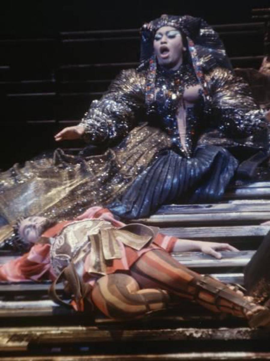 Leontyne Price, Operatic Legend & Former Kew Tenant Turns 92