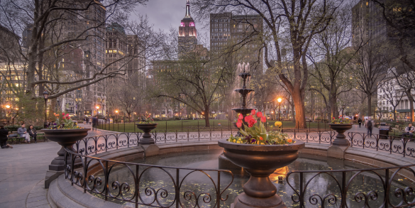 Madison Square Park: A Brief History of a Small Park with a Huge Impact