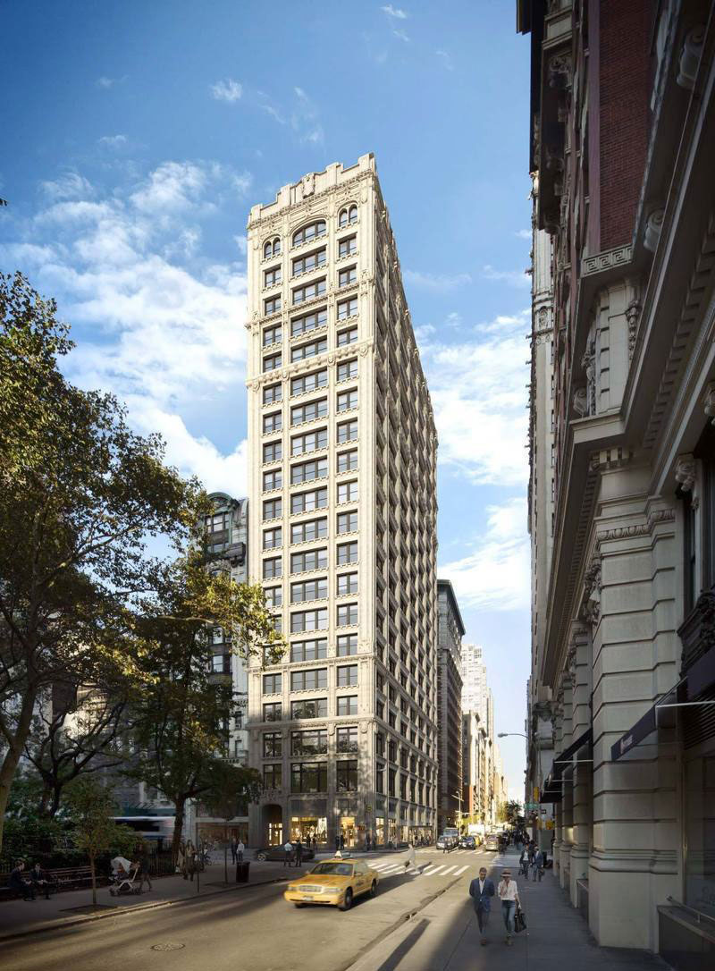 Bezos Buys $80M Condo in NoMad Near Kew's Flagship Buildings