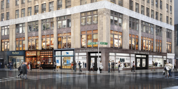 Corner Table to Open New Concept Restaurant at 1201 Broadway
