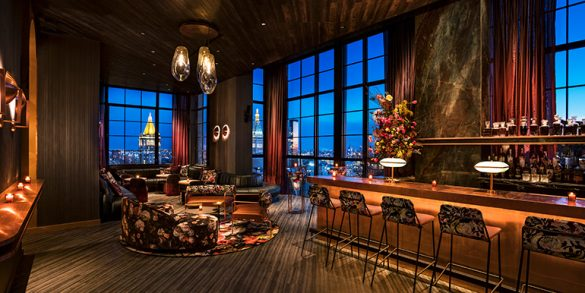 The Fleur Room: NYC's Newest Chic Rooftop Club