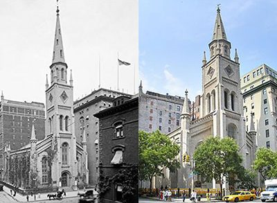 Then and Now: One of Our Neighbors is the Oldest Corporation in the United States