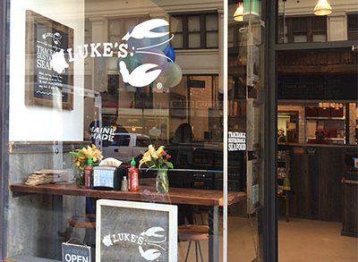 Luke's Lobster Celebrates the Start of its 10th Year and National Lobster Day