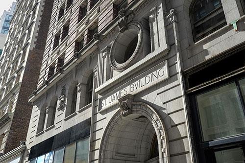 1133 Broadway Entrance Kew Management