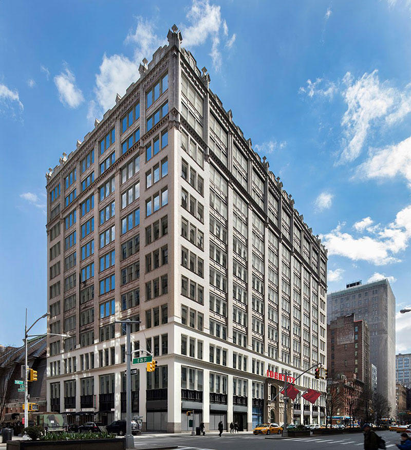 Kaufman organization doubles investment on nomad office space building