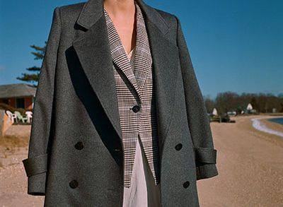 Michelle Waugh Luxury Women's Outwear Sample Sale